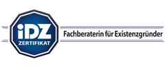 Logo IDZ Fachberaterin für Existenzgründer